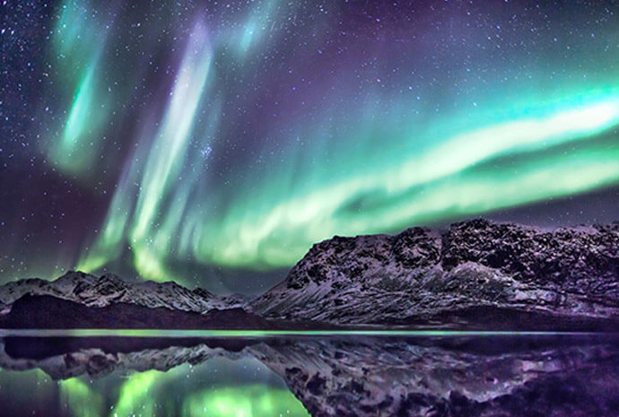 Iceland & East Greenland Aurora Borealis 12 days
