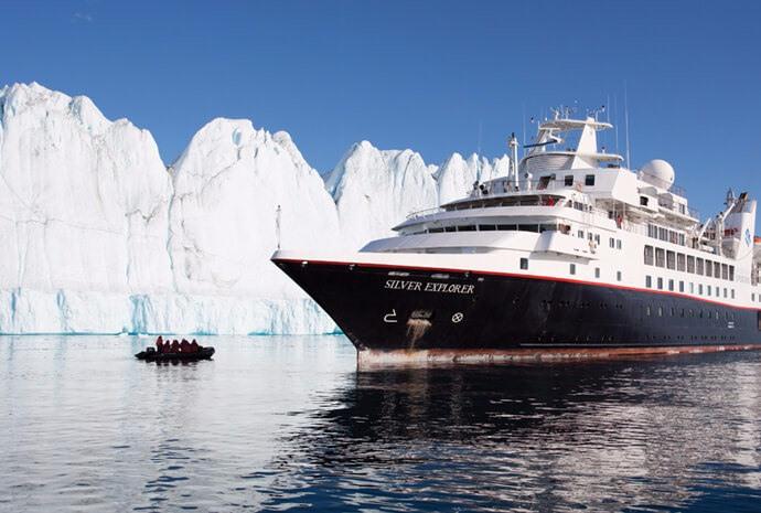 Svalbard & Greenland to Iceland in Luxury 15 days