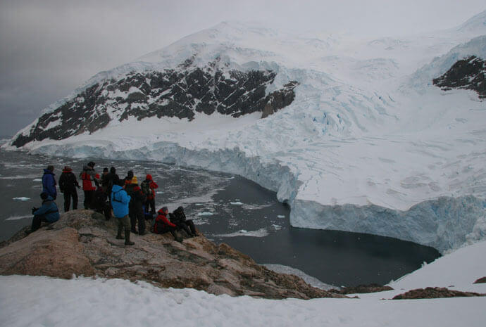 Polar Circle Antarctic Peninsula 12 days