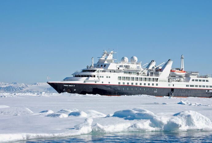 Shackleton Route in Luxury 19 days