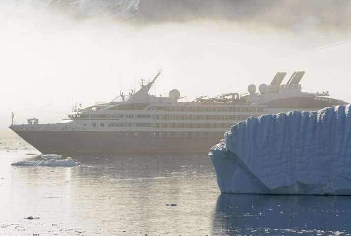 Luxury Antarctic Peninsula 12 days