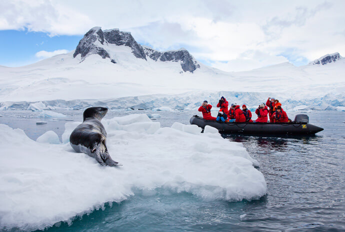 New Year Epic Antarctica + Falklands Option 22 days