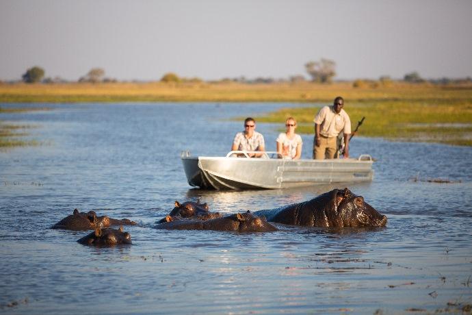 Wild Botswana 12 days