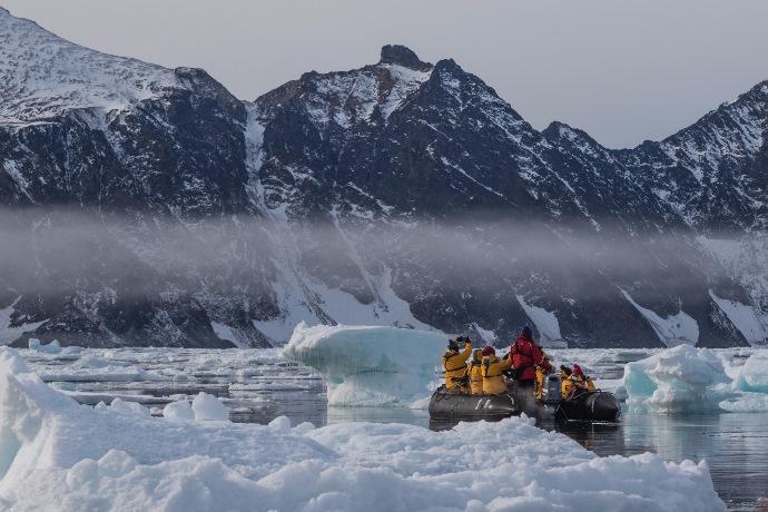 East Greenland - Northern Lights 14 days