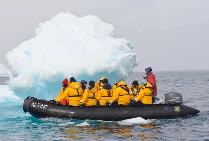 Antarctic Peninsula East & West 20 days