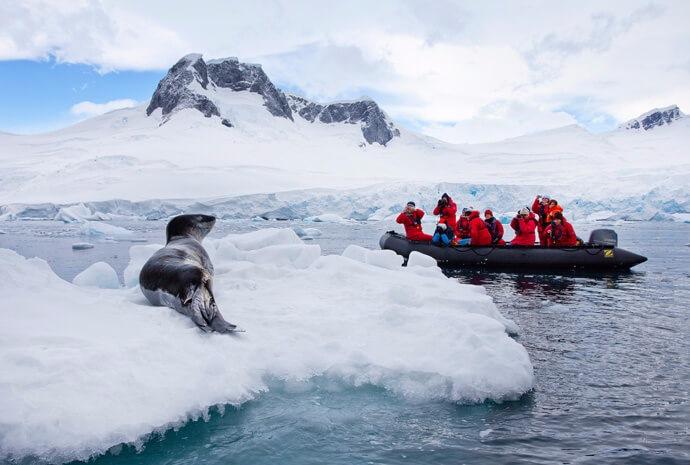 Antarctic Peninsula Explorer 12 days