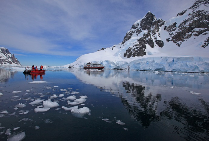Chilean Fjords, Cape Horn and Antarctica 16 days