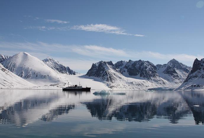 Spitsbergen & Polar Bears 6 days (Dep Monday)