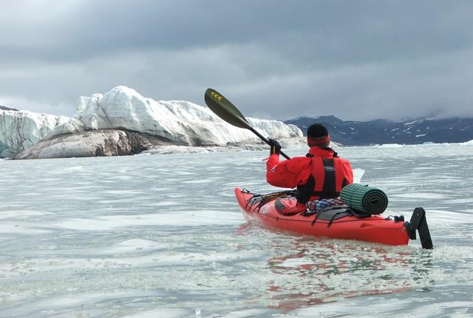 Spitsbergen Kayak Expedition 8 days LIMITED SPACE!