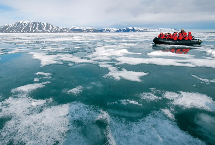 Scotland, Norway, Bear Island and Svalbard in Luxury 13 days