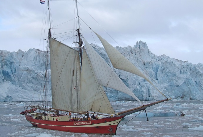 North Spitsbergen Easter Special by Sailing Ship 10 days
