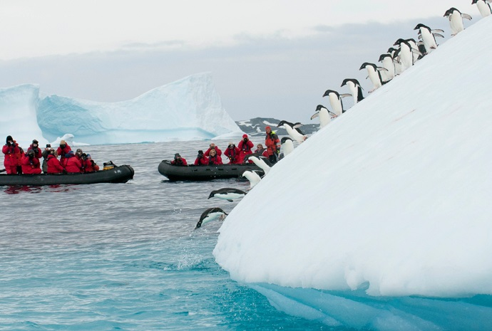 Christmas Antarctic Peninsula Adventure 11 days