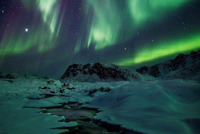 Greenland Express & Northern Lights 10 days