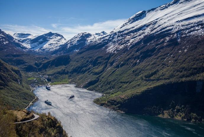 Scottish Islands and Norwegian Fjords 14 days