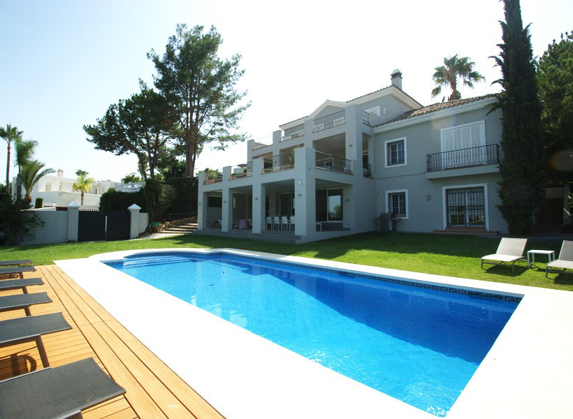 Marbella, Puerto Banus & Estepona villa