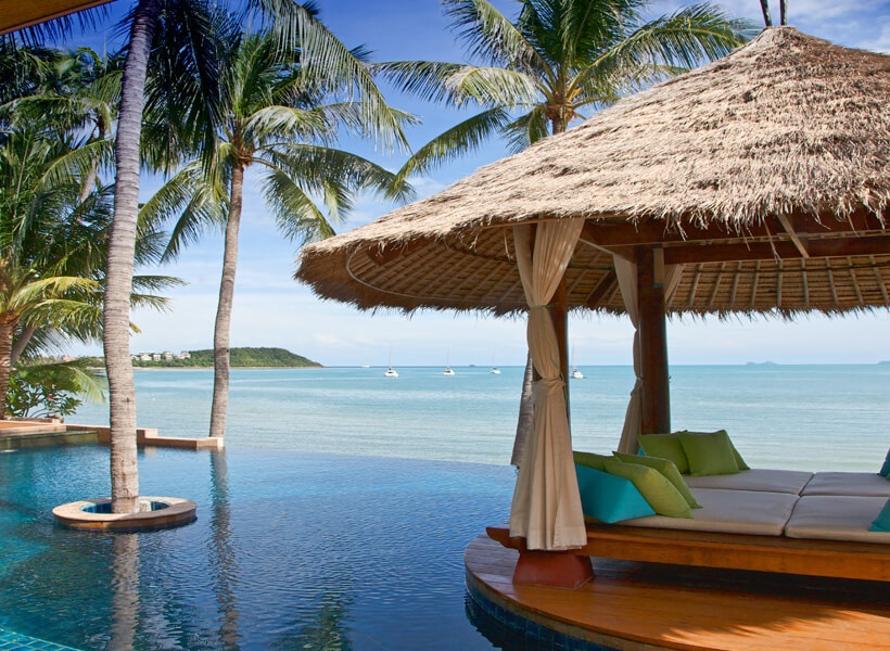 Koh Samui Island villa