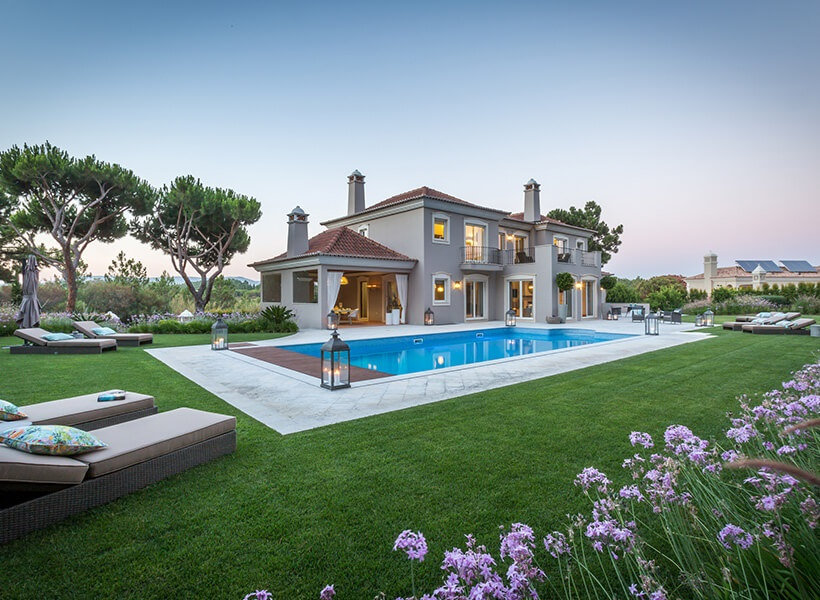 Villa Retreat in Quinta do Lago & Surroundings