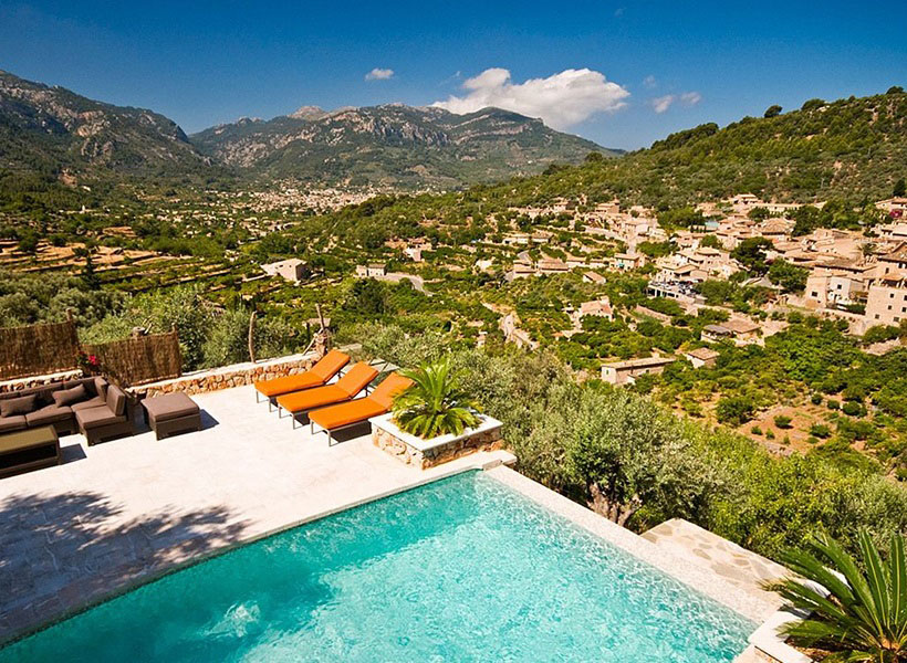 Deia, Fornalutx, Soller and West  villa