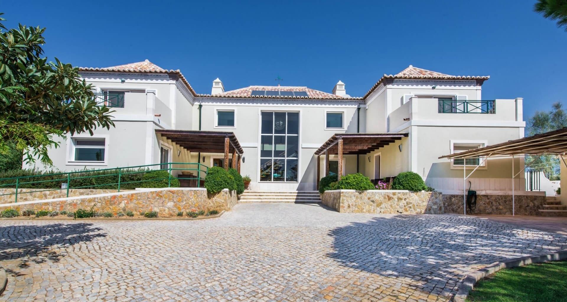 Almancil Area Villa Gallery