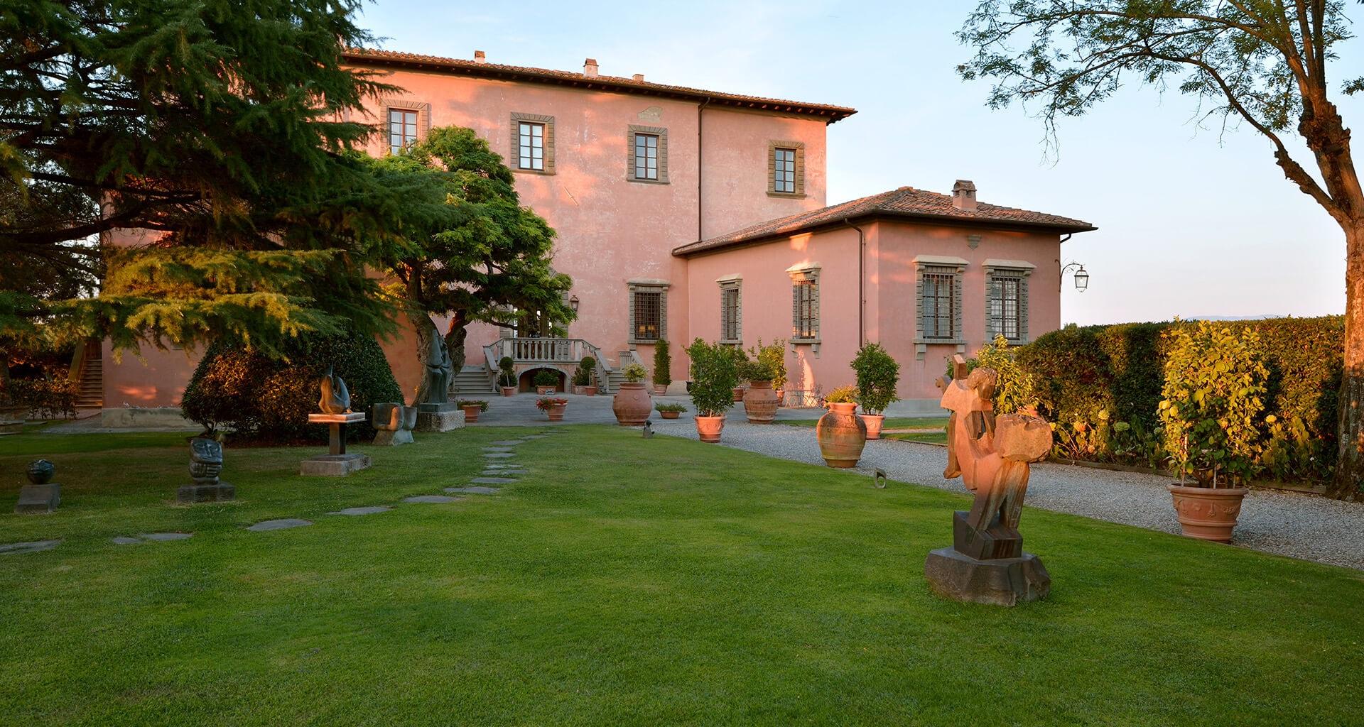 Tuscany Villa Gallery