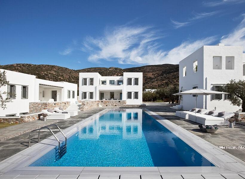 Sifnos villa