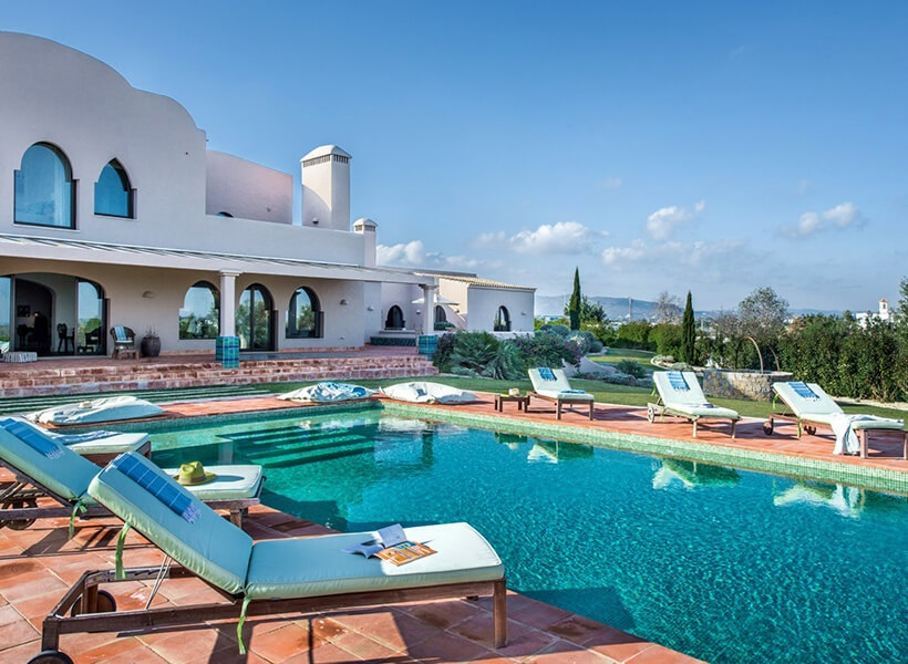 Eastern Algarve villa