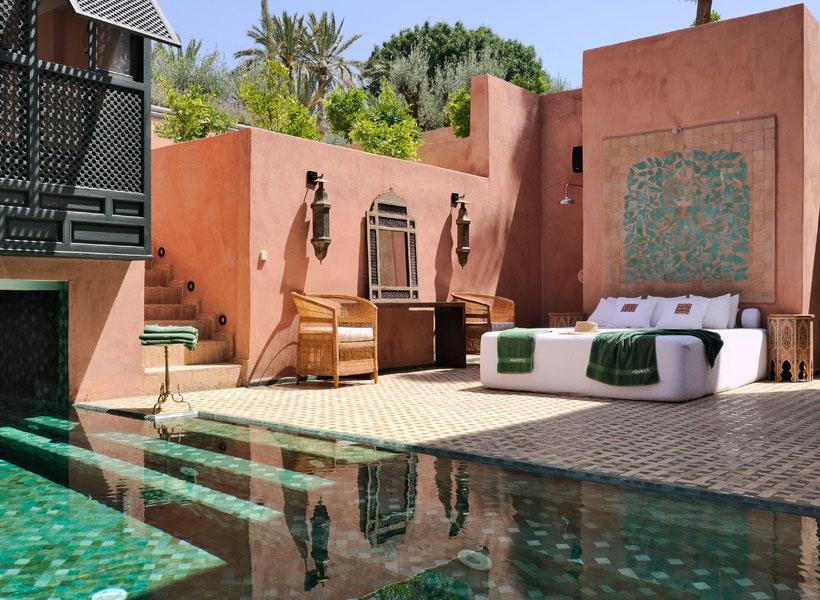 Marrakesh villa