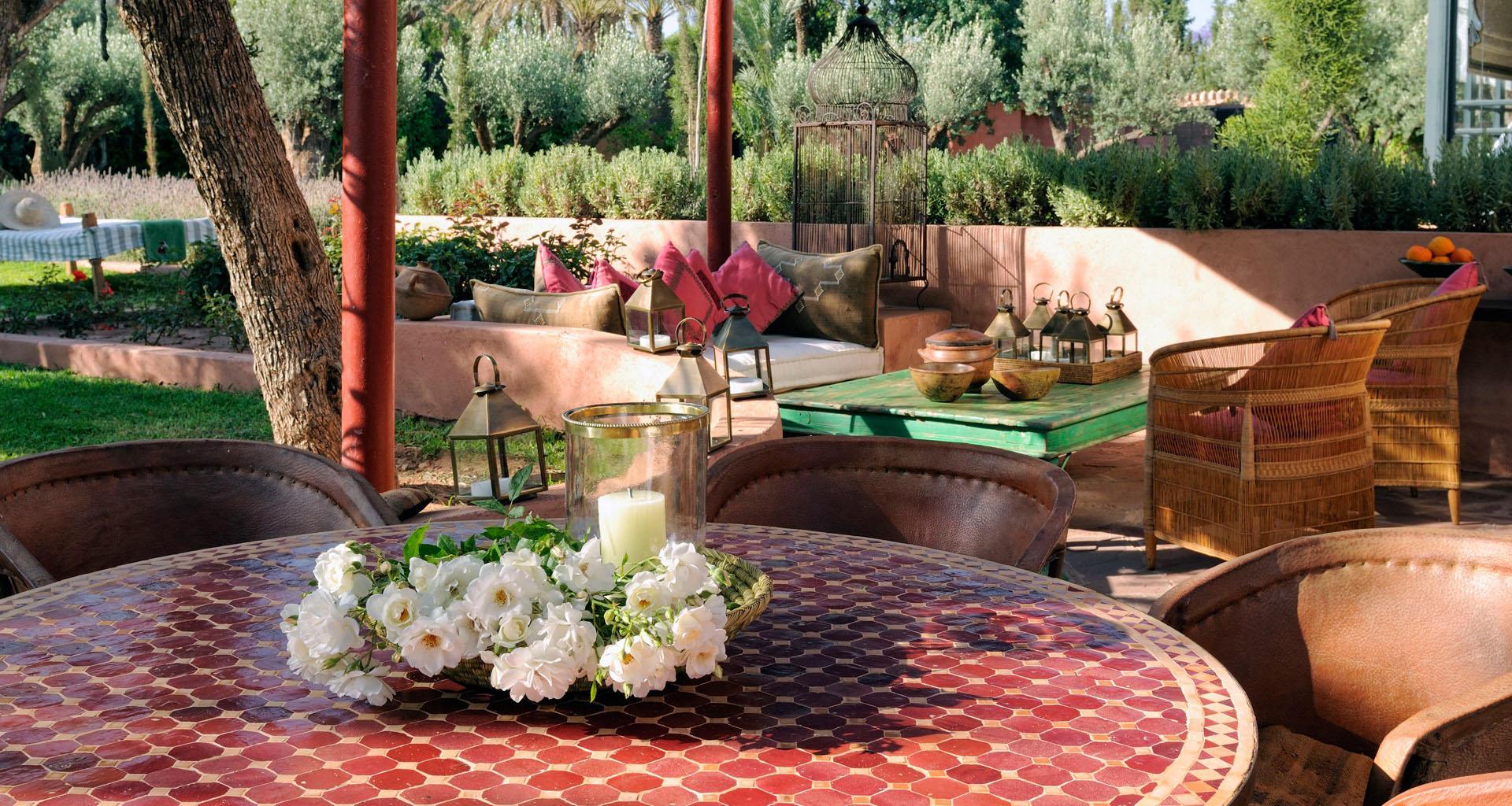 Marrakesh Villa Gallery