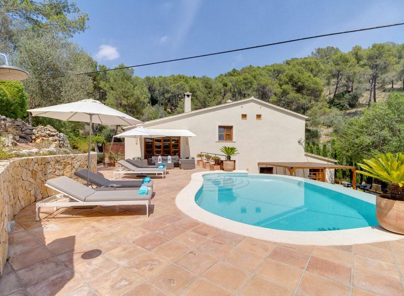 Andratx Portals & South West villa