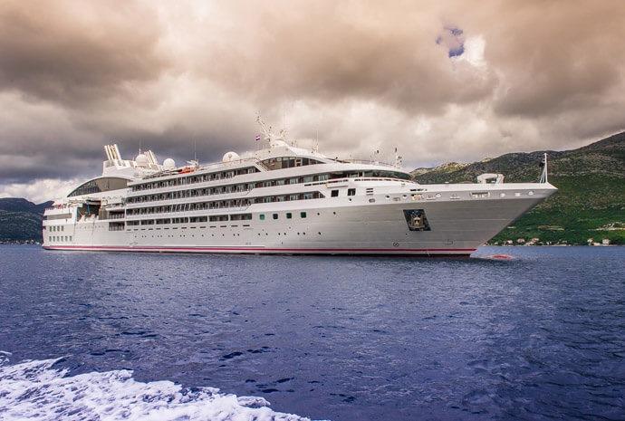 Compagnie Du Ponant LAustral Le Boreal Le Soleal Cruises - Ponant cruises