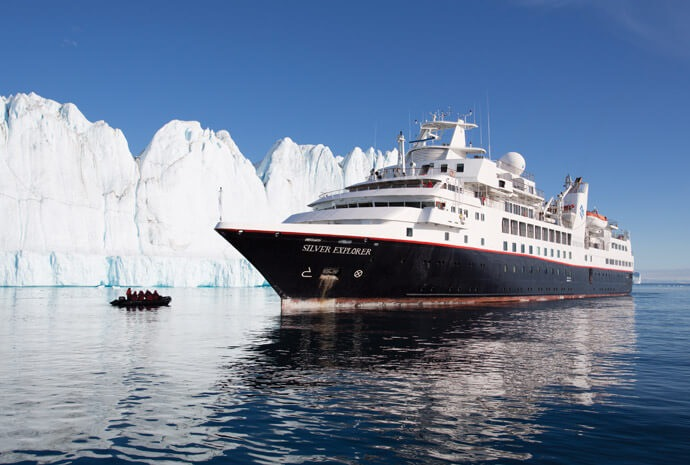 Arctic Cruise Ships Wildfoot Travel