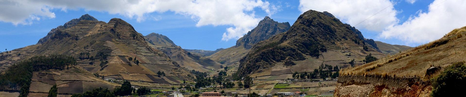 About Ecuador
