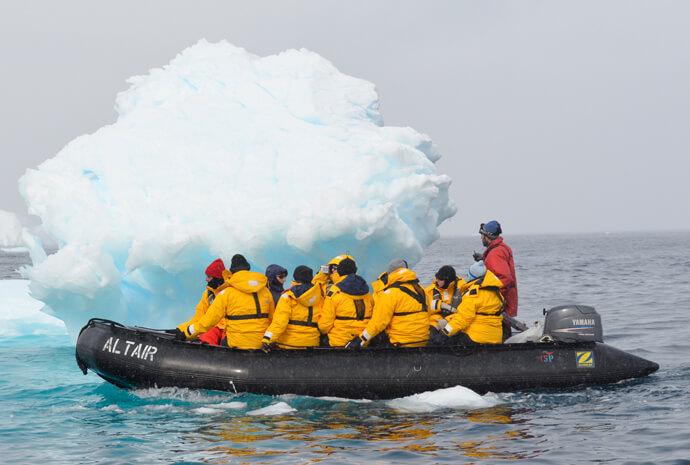 Christmas Antarctic Circle Express Fly/Cruise/Fly 11 days