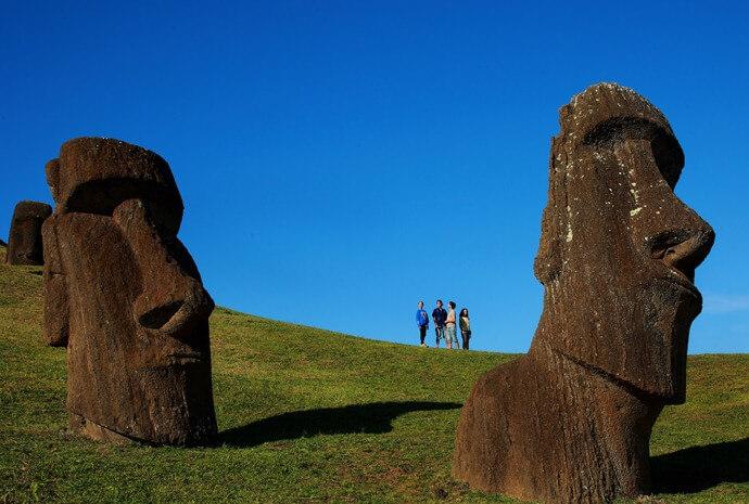 Santiago, Atatcama Desert, Chilean Lakes & Easter Island 16 days
