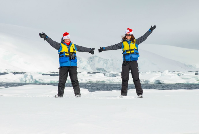 Christmas in Antarctica 12 days