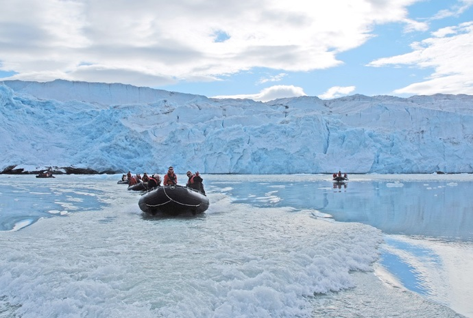 West Spitsbergen in Luxury via Bear Island 10 Days