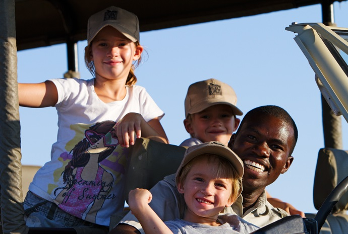 Ultimate Botswana Family Safari 7 Days