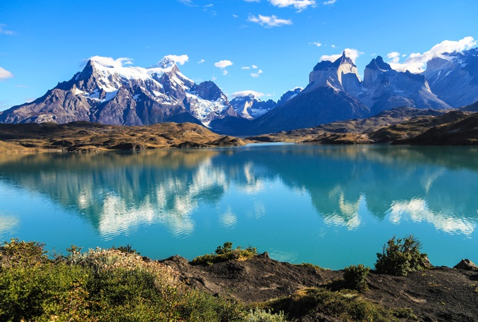 Chilean Fjords Adventure By Sea 14 Days