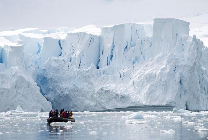 Unexplored Antarctica 11 Days