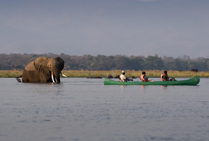Zimbabwe Super Sensory Safari, 7 Days    16 - 22 April 2019