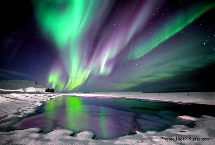 Iceland Circumnavigation Express & Northern Lights 8 Days
