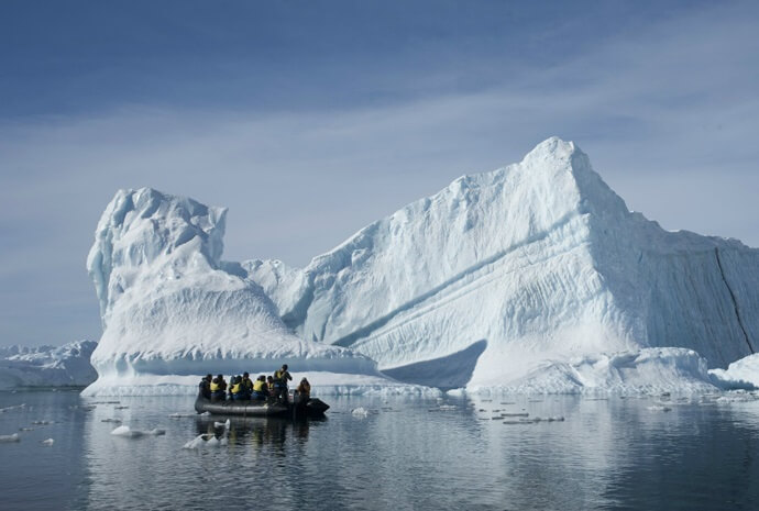 Wild Antarctica Express + Weddell Sea Fly/Sail/Fly 11 days