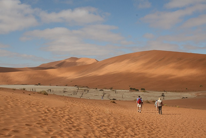 Namibia Walking Safari Adventure – Self-Drive 15 Days
