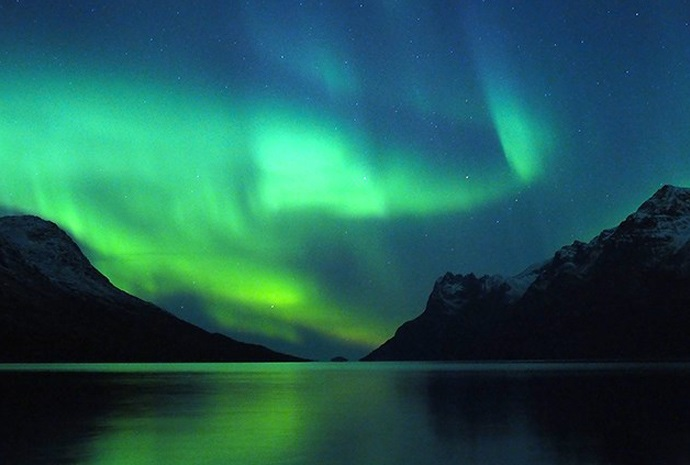 Northern Norway Northern Lights, Orcas & Ice Hotel Special 7 Days. Departs Various Dates Jan 2020