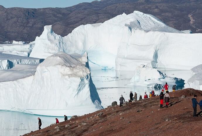 Spitsbergen & North East Greenland 14 days