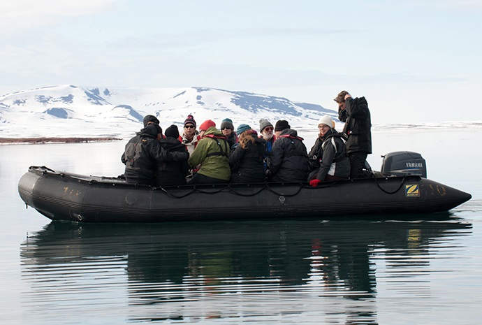 East Spitsbergen Research Special 10 Days