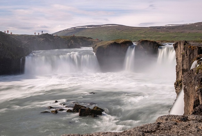 Elves, Sagas and Volcanoes of Iceland 9 Days