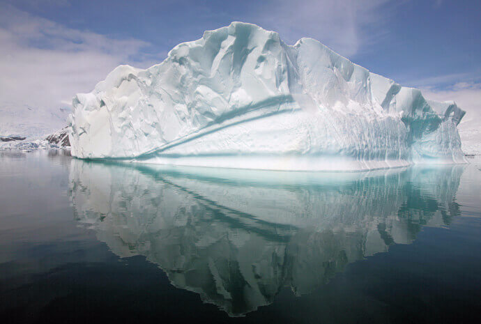 Antarctic Express Fly/Cruise/Fly 8 days
