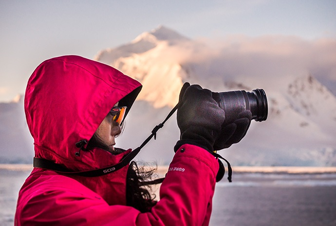 Antarctica Photography & Discovery Voyage 12 days