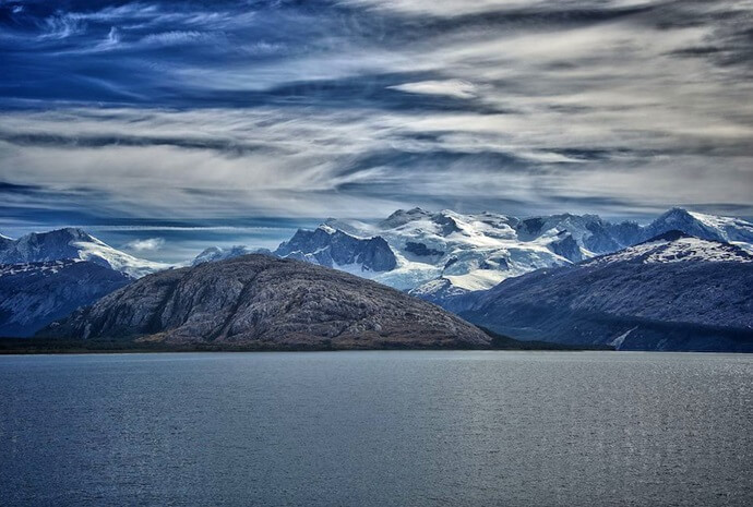 Chilean Fjords, Antarctica & The Falklands 18 Days